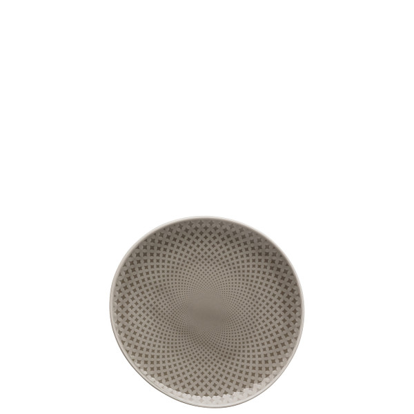 Bread and Butter Plate, Flat, Pearl Grey, 6 1/4 inch | Junto