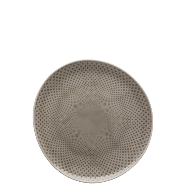 write a review for Salad Plate, Flat, Pearl Grey, 8 2/3 inch | Junto