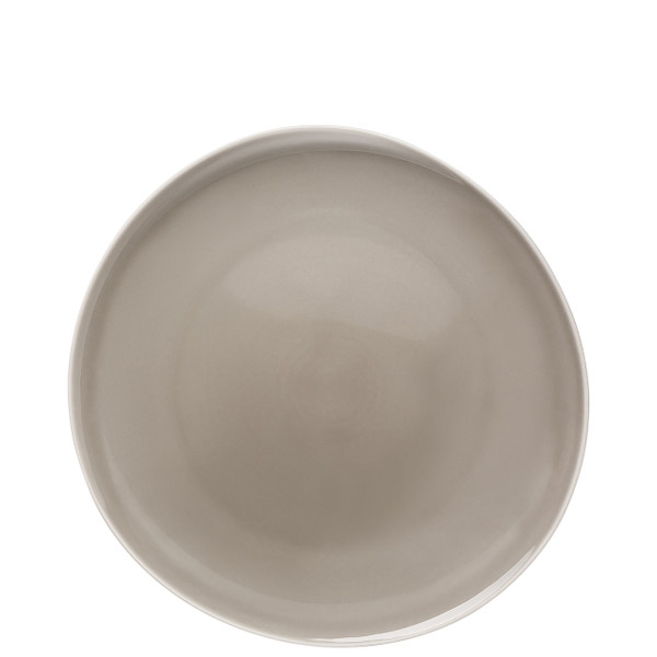 write a review for Dinner Plate, Flat, Pearl Grey, 10 1/2 inch | Junto