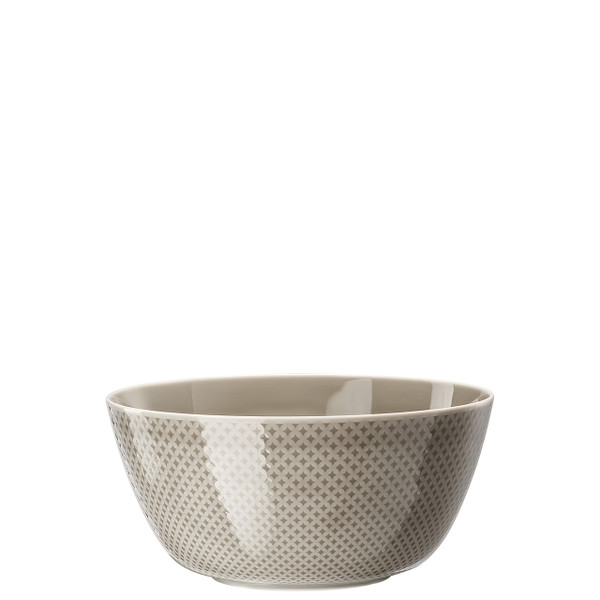 Bowl, Pearl Grey, 8 1/2 inch, 78 ounce | Junto
