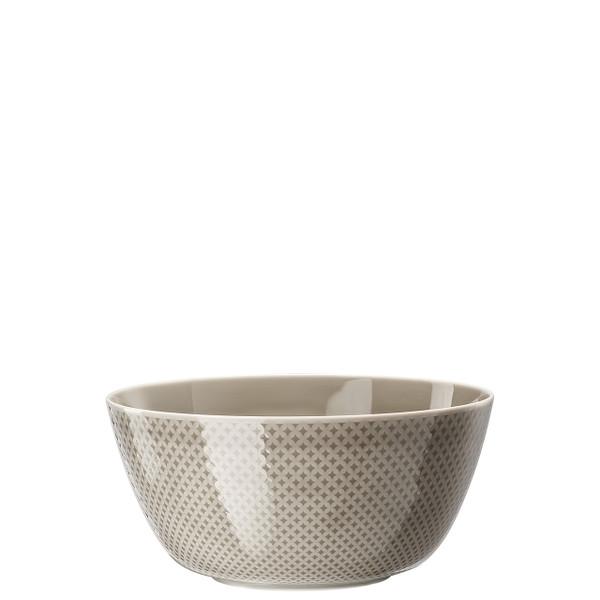 Bowl, Pearl Grey, 8 1/2 inch, 78 ounce | Junto