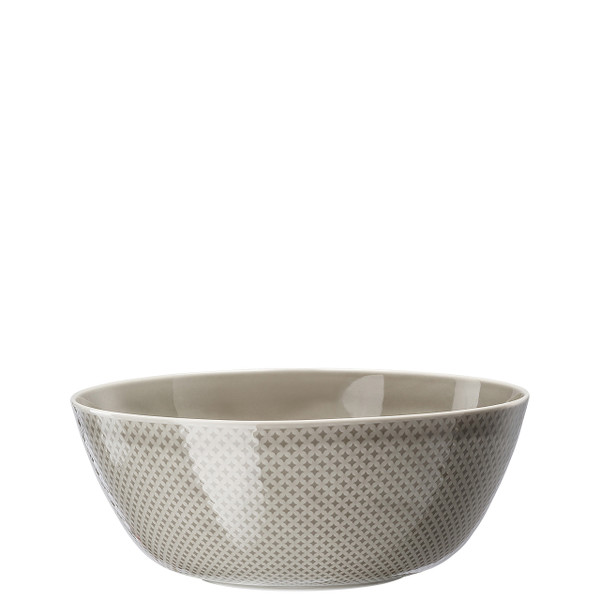 Bowl, Pearl Grey, 10 1/4 inch, 112 ounce | Junto