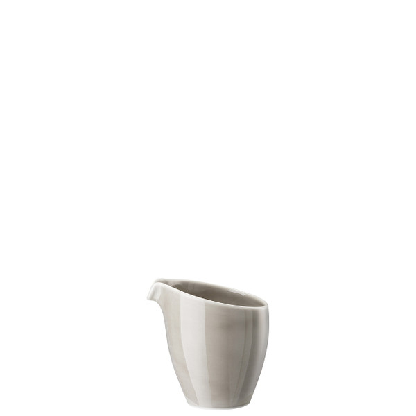 write a review for Creamer, Pearl Grey, 7 ounce | Junto