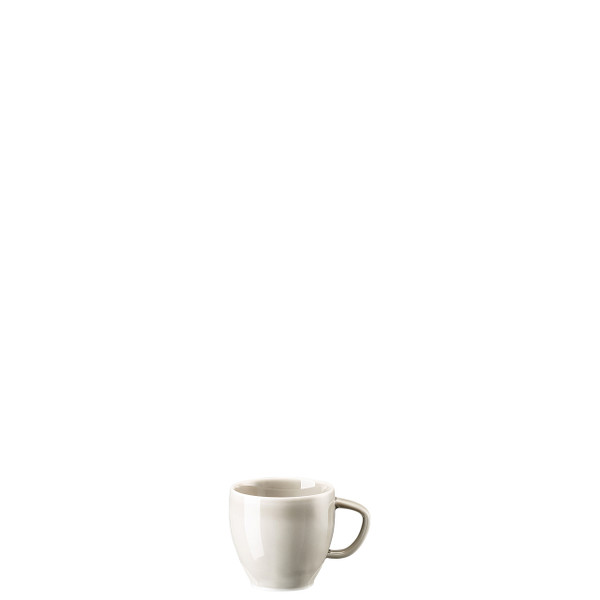 Espresso Cup, Pearl Grey, 2 3/4 ounce | Junto