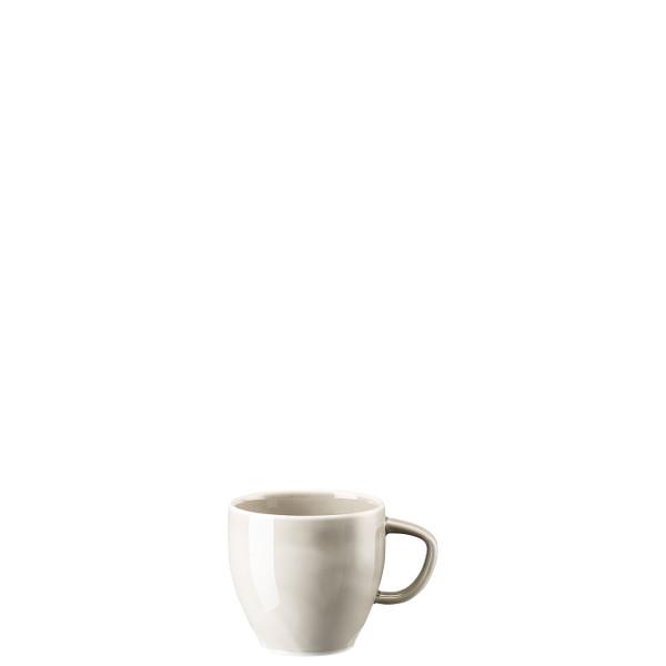 Coffee Cup, Pearl Grey, 7 3/4 ounce | Junto