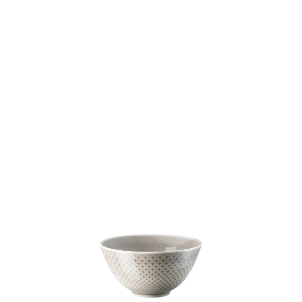 Bowl, Pearl Grey, 4 1/3 inch, 10 ounce | Junto