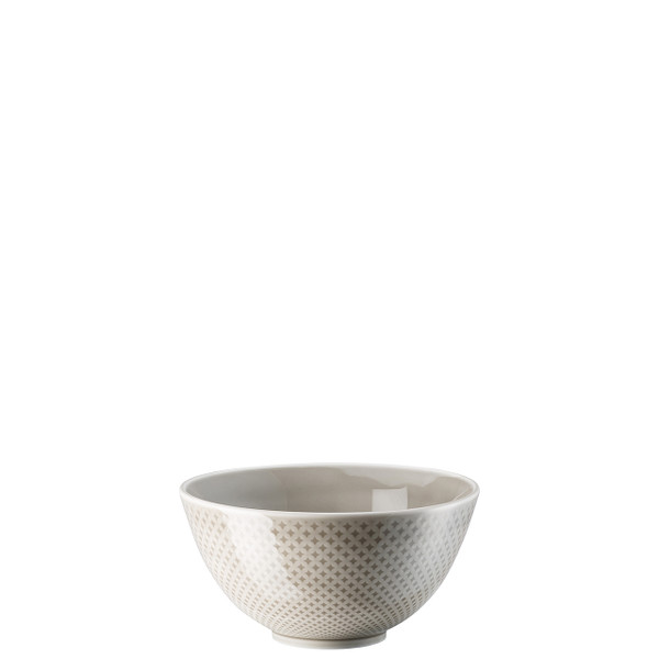 Bowl, Pearl Grey, 6 inch, 25 1/4 ounce | Junto