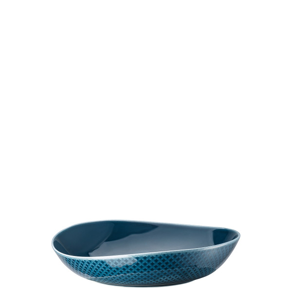 write a review for Soup Plate, Deep, Ocean Blue, 8 2/3 inch | Junto