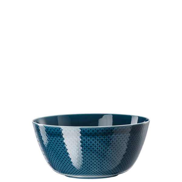 Bowl, Ocean Blue, 8 1/2 inch, 78 ounce | Junto