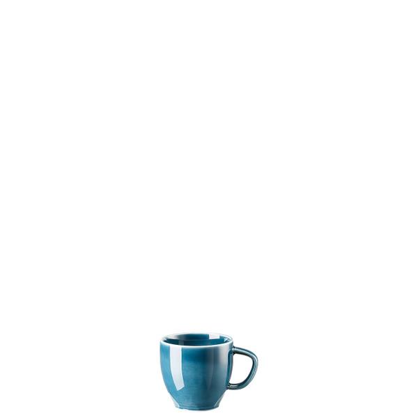 Espresso Cup, Ocean Blue, 2 3/4 ounce | Junto