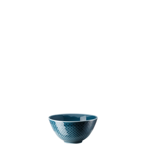 Bowl, Ocean Blue, 4 1/3 inch, 10 ounce | Junto