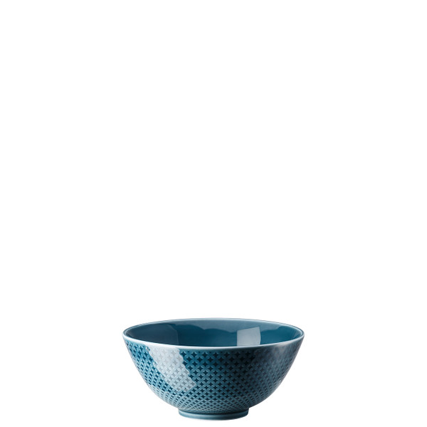 Bowl, Ocean Blue, 5 1/2 inch, 17 ounce | Junto