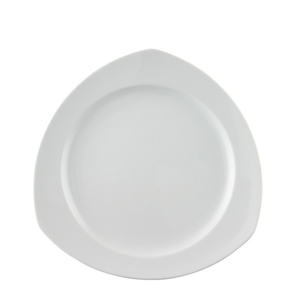 Dinner Plate, 10 1/2 inch | Thomas Vario White