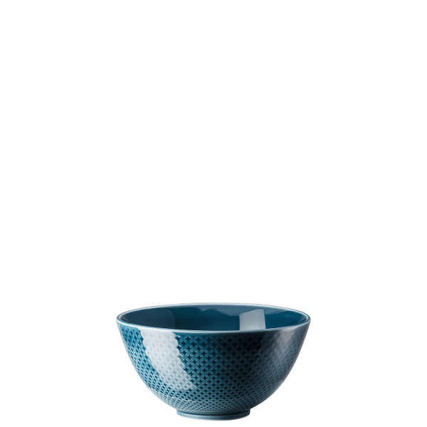 Bowl, Ocean Blue, 6 inch, 25 1/4 ounce | Junto