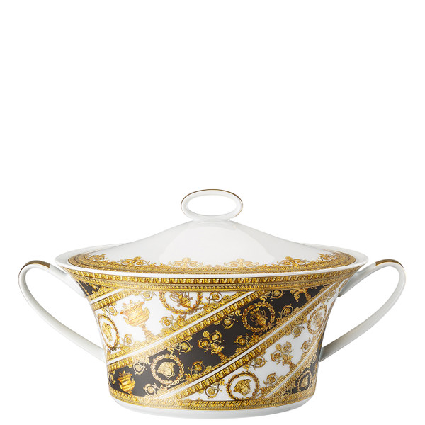 Vegetable Bowl, Covered | I Love Baroque