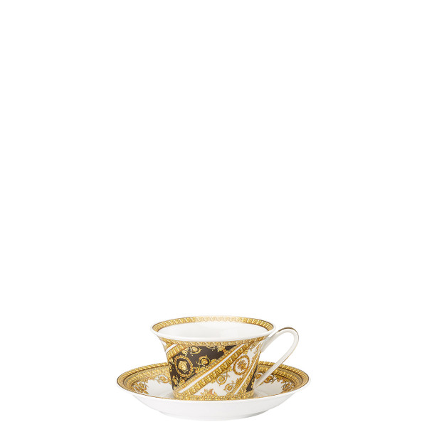 Tea Cup and Saucer, 6 1/4 inch | I Love Baroque