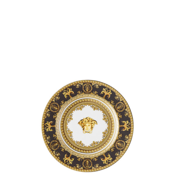 Bread and Butter Plate, 7 inch | I Love Baroque Nero