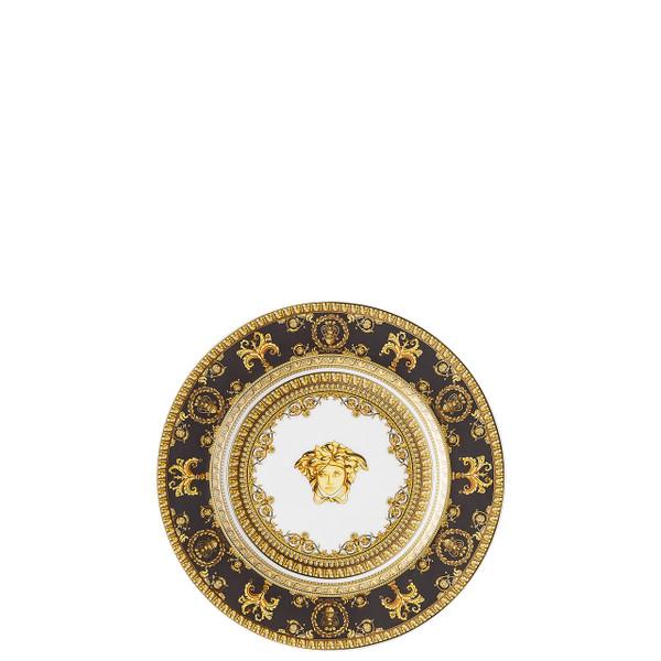 Bread and Butter Plate, 7 inch | I Love Baroque Nero