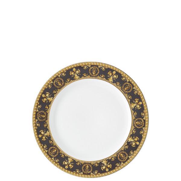 Salad Plate, 8 1/2 inch | I Love Baroque Nero