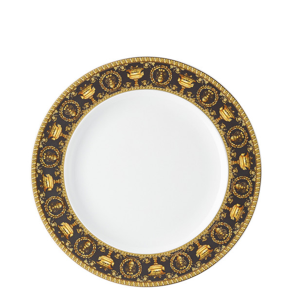 write a review for Dinner Plate, 10 1/2 inch | I Love Baroque Nero