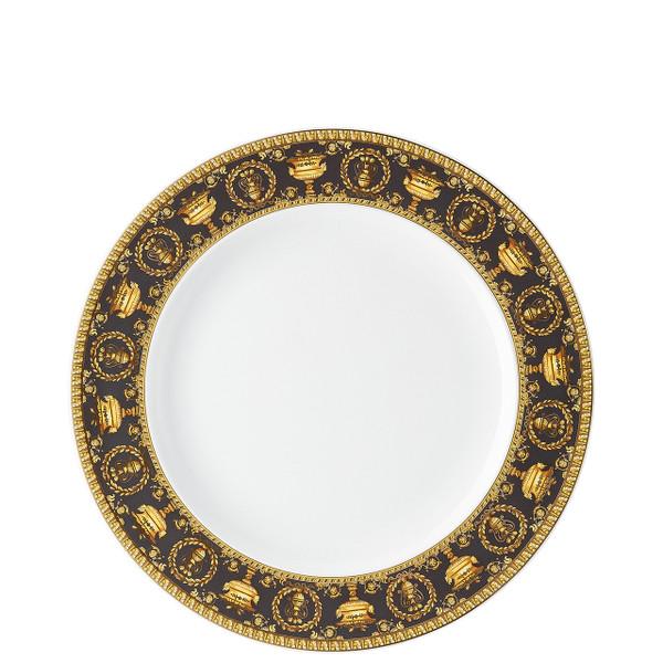 Dinner Plate, 10 1/2 inch | I Love Baroque Nero