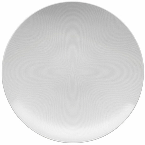 Bowl, Shallow Centerpiece, 13 inch | Thomas Loft White