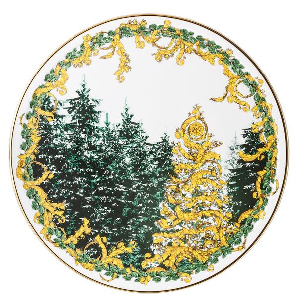 Tray, Tart Platter, 13 inch | A Winter's Night