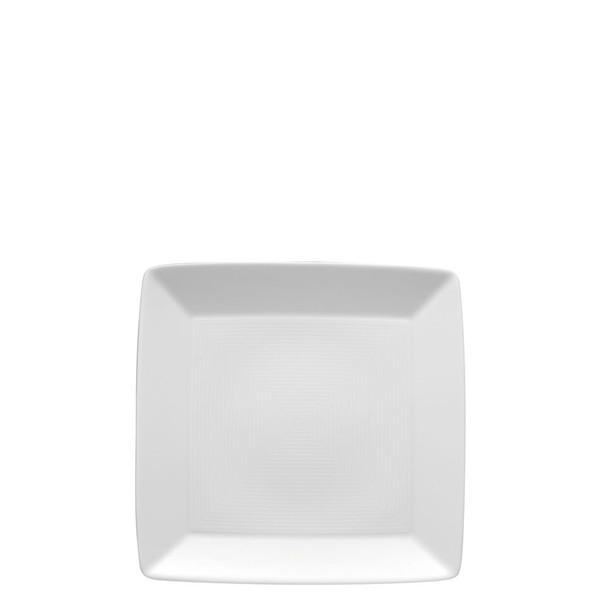 Platter, 7 1/2 inch | Thomas Loft White