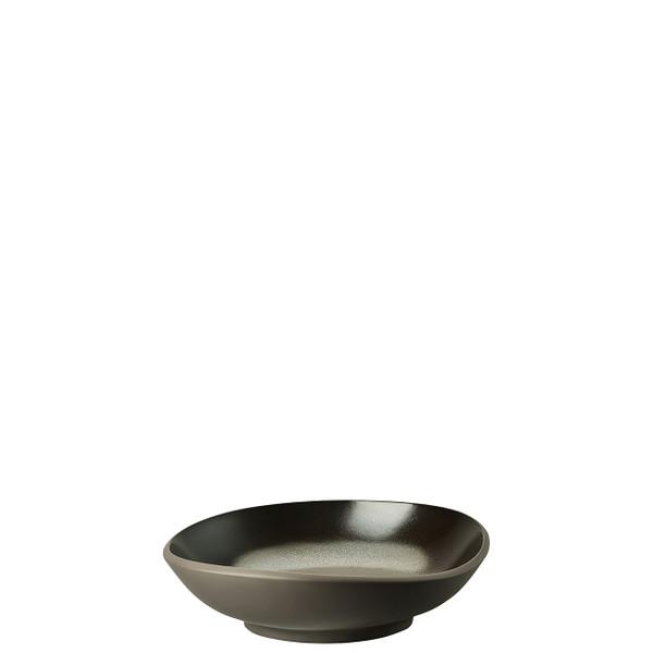 Plate, Deep, Slate Grey, 6 2/3 inch | Junto Stoneware
