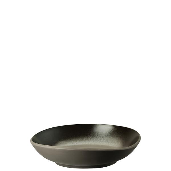Soup Plate, Deep, Slate Grey, 8 2/3 inch | Junto Stoneware