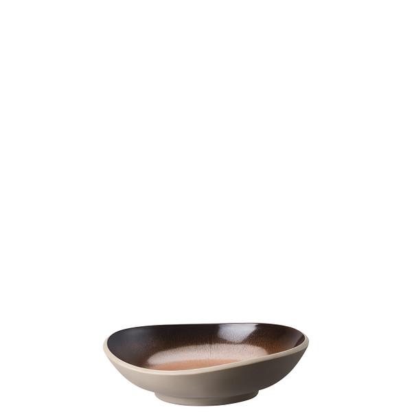 Plate, Deep, Bronze, 6 2/3 inch | Junto Stoneware