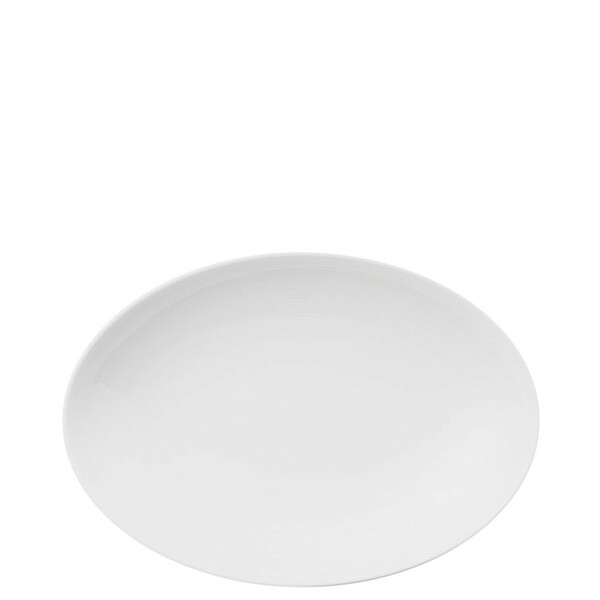 Platter, 10 1/2 inch | Thomas Loft White