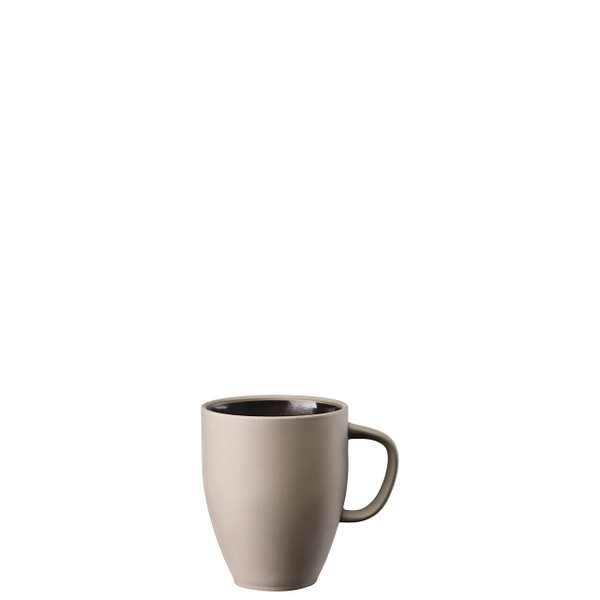 Mug with Handle, Bronze, 12 3/4 ounce | Junto Stoneware