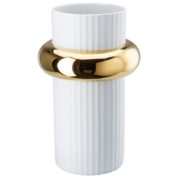 Vase, 15 inch | Ode Gold