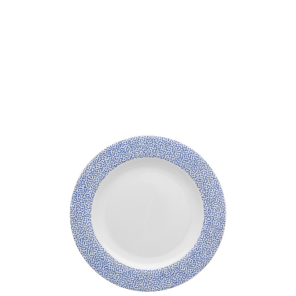 Bread & Butter Plate, 7 inch | Moon Cipango Blue