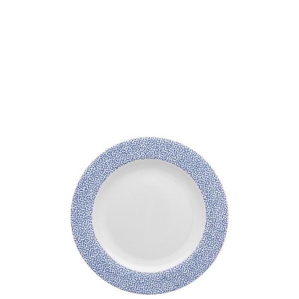 Bread & Butter Plate, 7 inch | Moon Cipango Blue