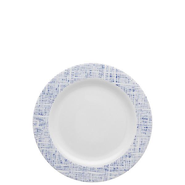 Salad Plate, 8 1/2 inch   Moon Cipango Blue