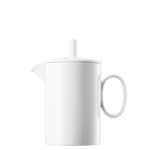 Coffee Pot, 38 ounce | Thomas Loft White
