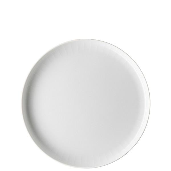 Gourmet Plate, 10 1/4 inch | Joyn White