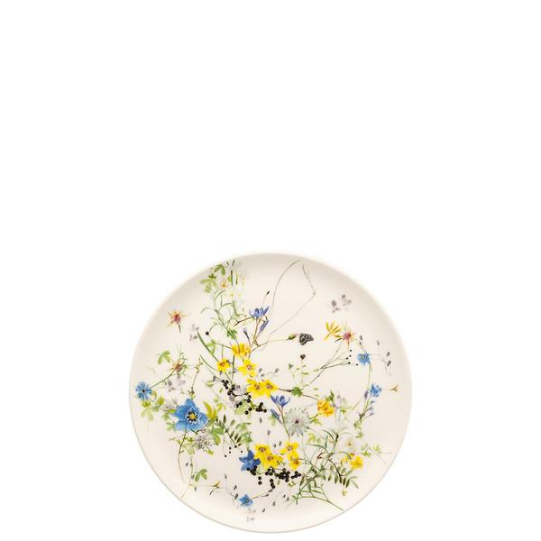 Plate, Flat, Coupe, 7 inch | Brillance Fleurs des Alpes