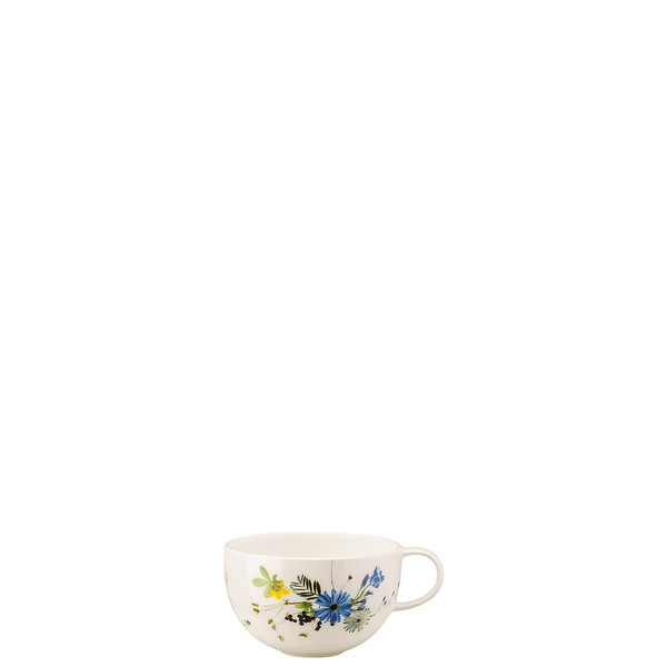 write a review for Tea Cup / Cappuccino Cup, 9 ounce | Brillance Fleurs des Alpes