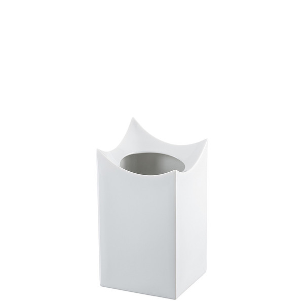 Vase, Wide, 8 inch | Roof