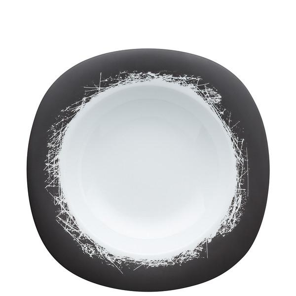 Pasta Plate, Wide Rim, 12 inch | Suomi Ardesia