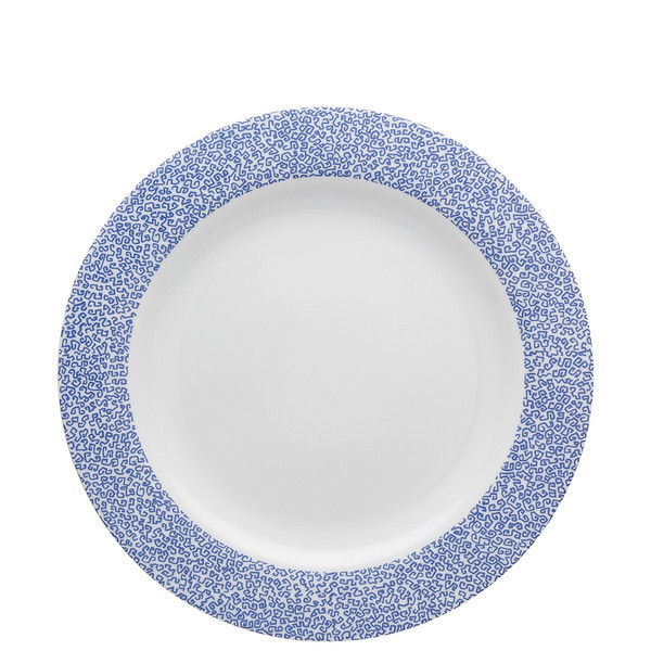 Dinner Plate, 11 inch | Moon Cipango Blue