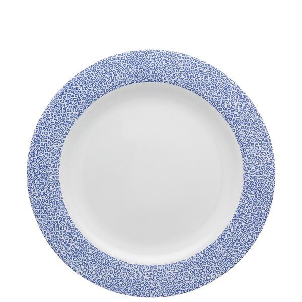 Dinner Plate, 11 inch | Moon Cipango Blue