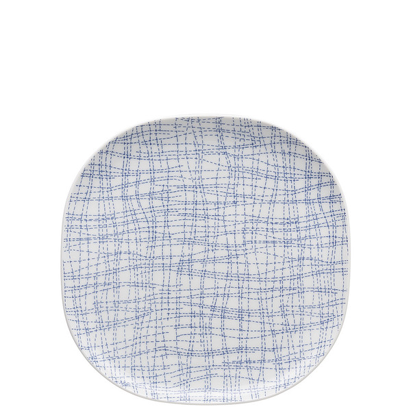 write a review for Platter, 9 1/2 inch | Moon Cipango Blue