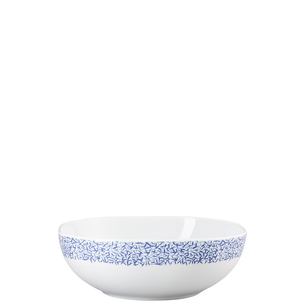 Vegetable Bowl, Open, 8 1/2 inch, 57 ounce | Moon Cipango Blue