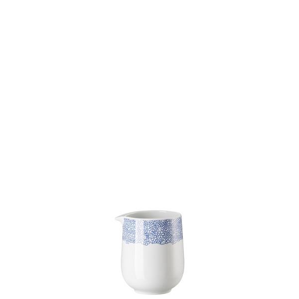 Creamer, 9 ounce   Moon Cipango Blue