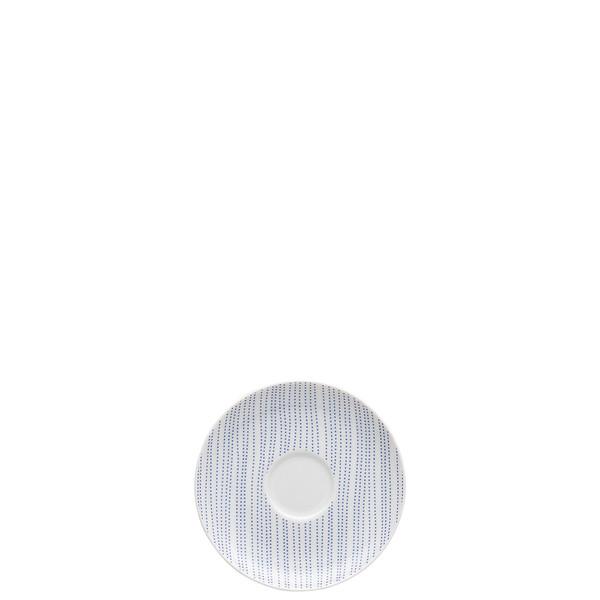 Espresso Saucer, 4 3/4 inch | Moon Cipango Blue
