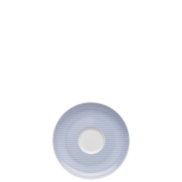 Coffee Saucer, 5 2/3 inch | Moon Cipango Blue